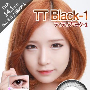 ティティ/TTB1ブラック*口コミ/評判/感想