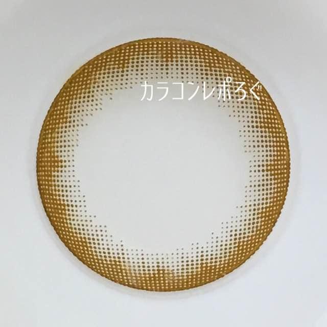 チョコレート/リルムーンワンデーレンズ画像