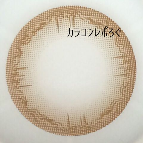 シエブラウンi-lens/アイレンズ/POPLENS装着画像レポ・レンズ画像