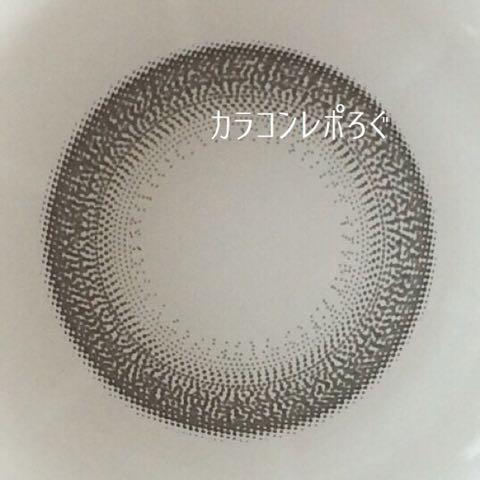 ベルタ/BELTAブラック(2week/2週間交換)装着画像レポ・レンズ画像