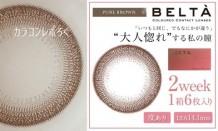 ベルタ/BELTAブラウン装着画像レポ