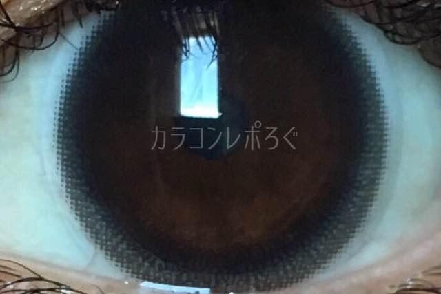 ベルタナチュラルブラック/着画アップ