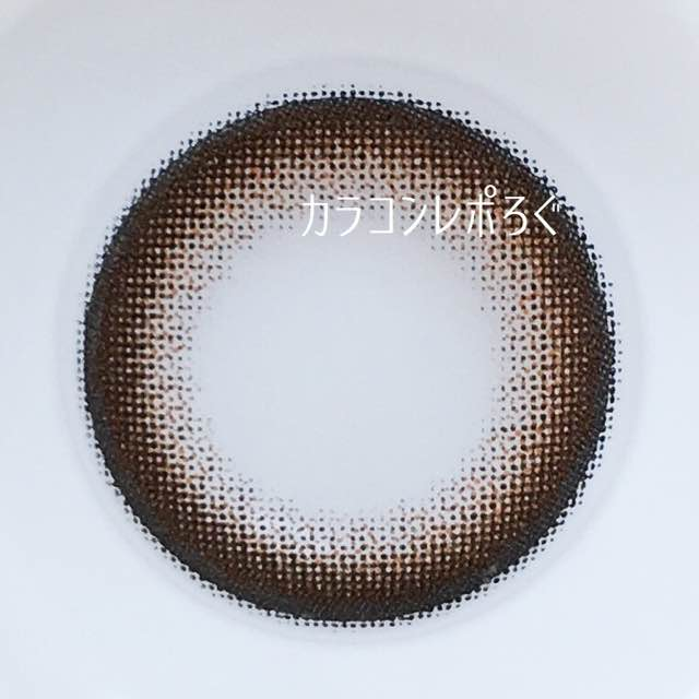 ミラージュブラウンi-lens/アイレンズレンズ画像