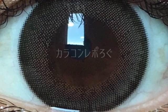 ユルリアワンデージューシーブラウン/着画アップ