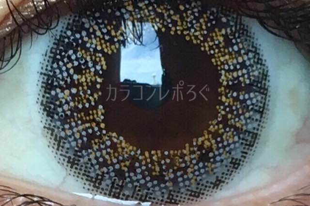 ミッシュブルーミンシェルムーン/着画アップ