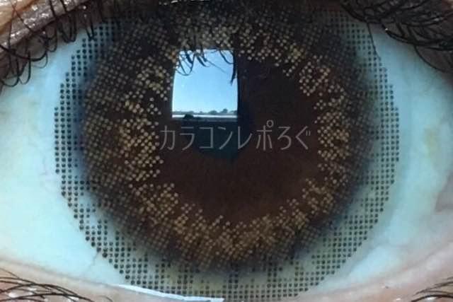 モテコンガールズマンスリー/ミルクティーアッシュ/着画アップ