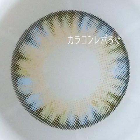 スーパーワールドブルーi-lens/アイレンズ装着画像レポ・レンズ画像