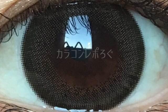 ユルリアマンスリージューシーブラウン/着画アップ