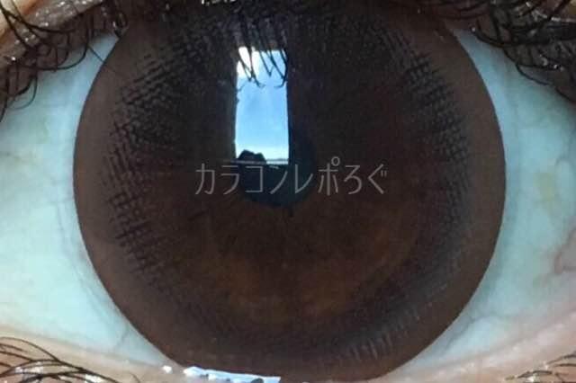 エルージュスムースブラウン/着画アップ