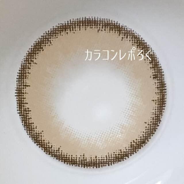 アーモンド(クオーレルナナチュラル)レンズ画像