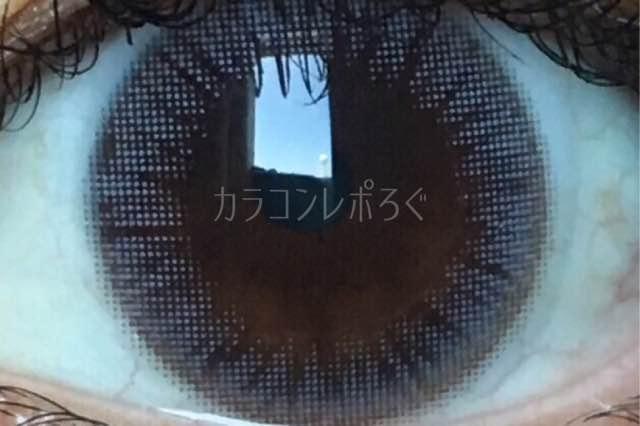 モネト(i-lens)モネグレー(POPLENS)着画アップ