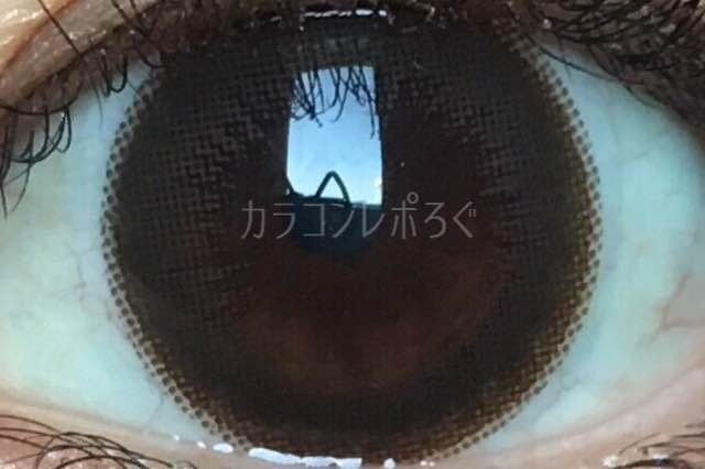 アンカフェシリコン(i-lens/アイレンズ)着画アップ