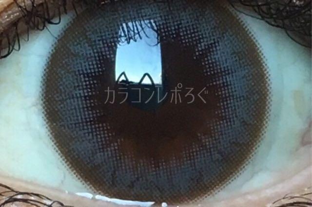 アングレーシリコン2ウィーク(i-lens/アイレンズ)着画アップ