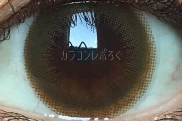 アンラテシリコン(i-lens/アイレンズ)着画アップ
