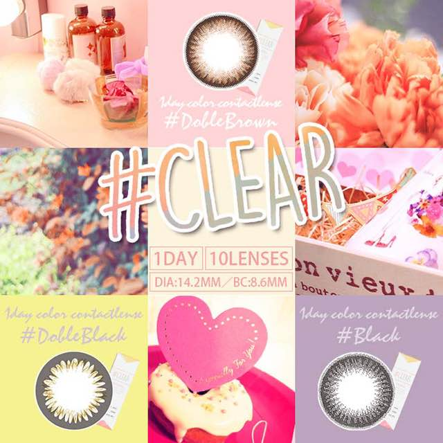 #CLEAR#クリア 口コミ/感想/評判