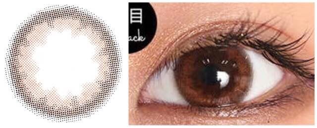 ロゼベージュ(アイクローゼットマンスリー/eye closet monthly)