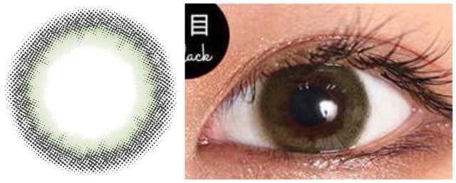 シルキーオリーブ(アイクローゼットマンスリー/eye closet monthly)