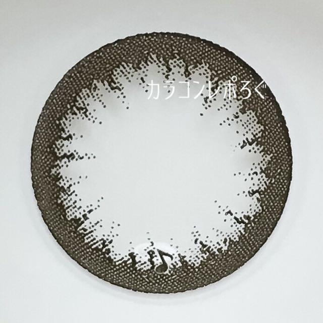 ソプラノブラック(アレグロ2ウィーク)レンズ画像