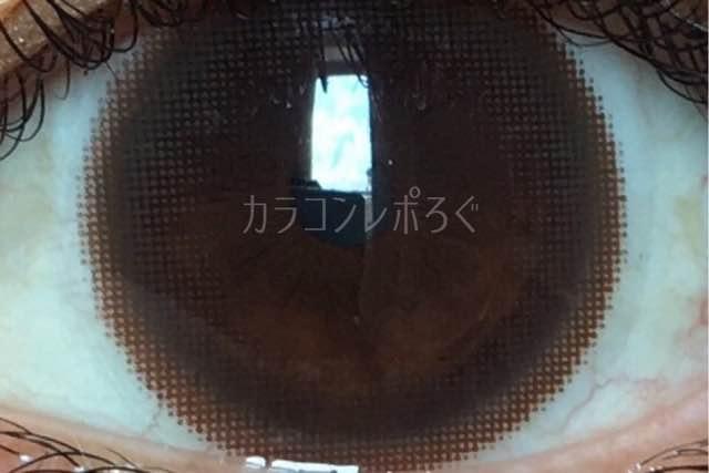 チョコレート/chocolate(i-lens/アイレンズ)着画アップ