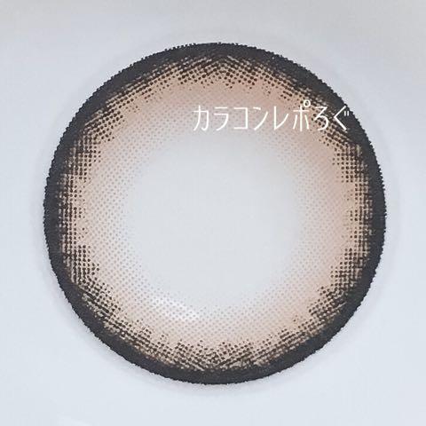 シナモンラテ(メルシェ/merche)レンズ画像