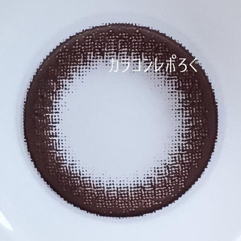 ジャズ2チョコレート(i-lens/アイレンズ)レンズ画像