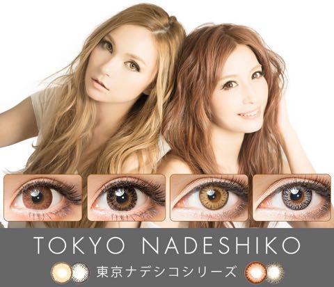 TOKYO NADESHIKOカラコン(geeenie/ジーニー)