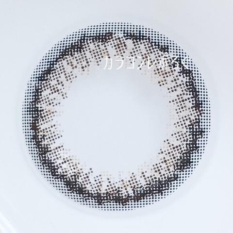 #02メルティーネイビー(パーツホワイト)レンズ画像