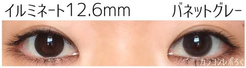バネットグレー(ThePiel/ザピエル)大きさ/サイズ/着色直径検証