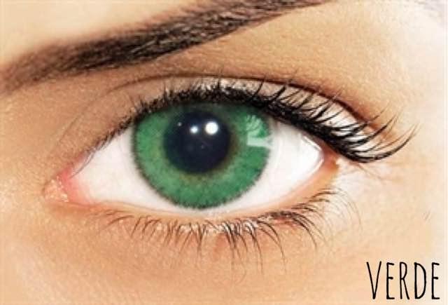 verde(ソロティカ/Solotica_Natural_Colors)