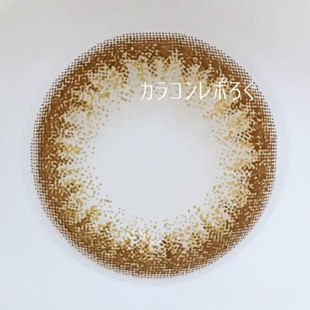 ヘーゼルハニー/リココ/Re cocoレンズ画像