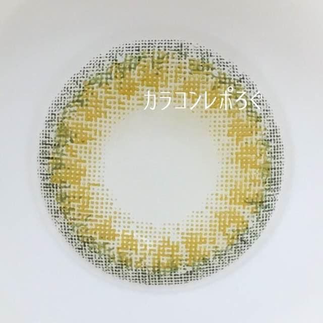 トワイライトヘーゼル(メランジェ/MELANGE)レンズ画像
