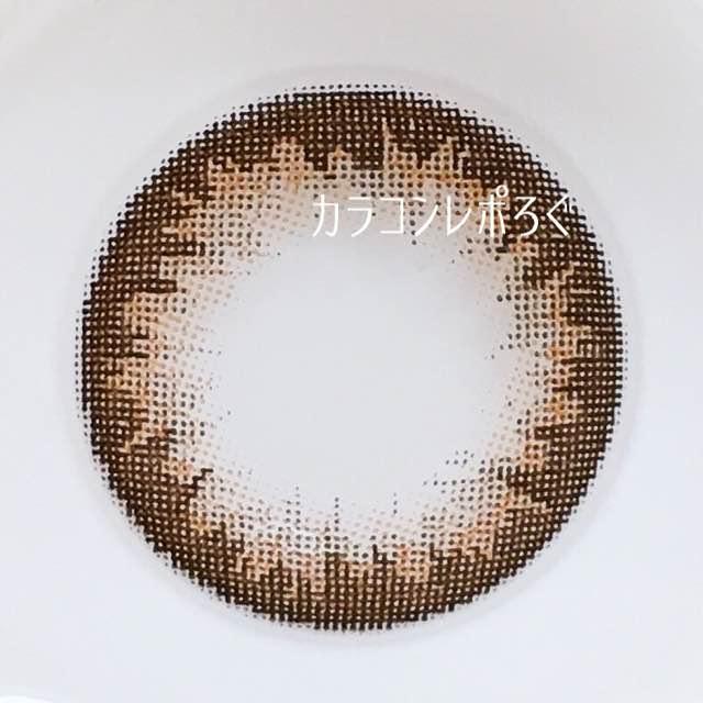 シークレットキャンディーマジックワンデープレミアセピア/レンズ画像