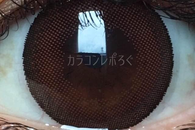 チャーミングオレンジブラウン/ナチュラリワンデー着画アップ