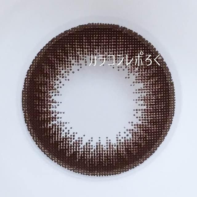 ショコラブラック/ワンデーティアモレンズ画像