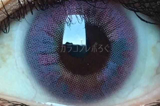 ダナレインボーピンク(i-lens/アイレンズ)着画アップ