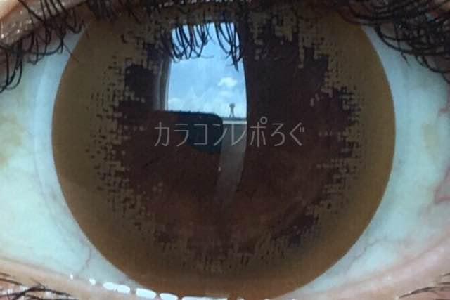 ハニーグラス/デコラティブアイズヴェール/着画アップ