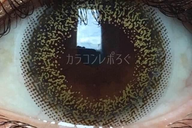 ハミングヘーゼル/ジューシーカラー着画アップ
