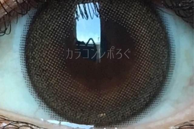 フランミーメープルシフォン/着画アップ