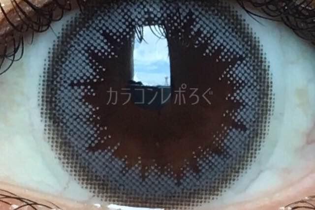 イットガールシークレットグレー(i-lens/アイレンズ)着画アップ