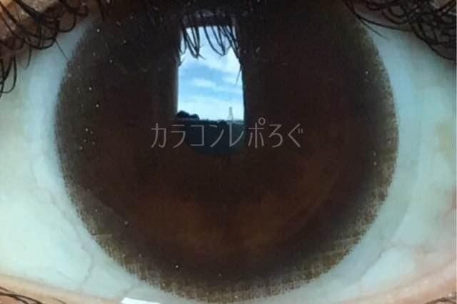 イットガールステラパールチョコ/i-lens着画アップ