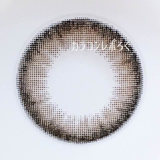 ダークモカレンズ画像/シークレットキャンディーマジックワンデープレミア