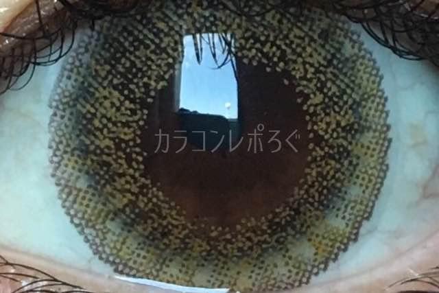 ジーニーガールズ スフレブラウン/着画アップ