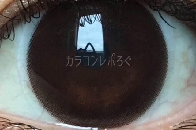 コンタクトフィルムズBKHZヘーゼルサークル/着画アップ