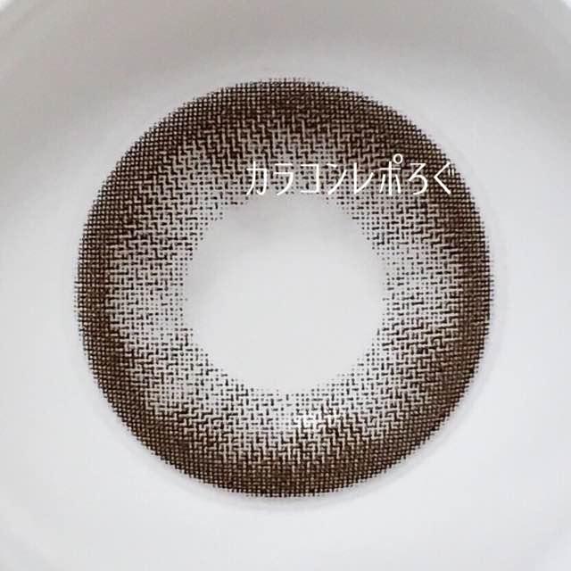 コンタクトフィルムズDIA15.0mmBKHZ-Bヘーゼルサークル/レンズ画像