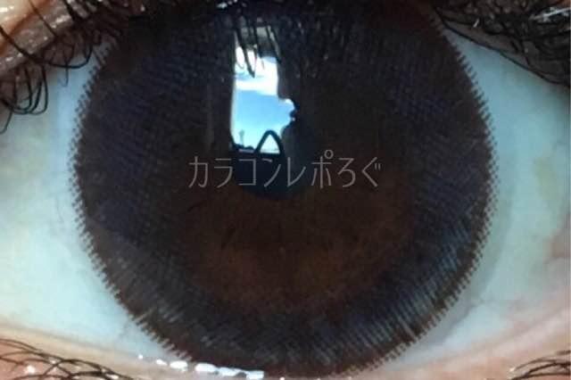 ランデブルー/LANDE by TIARY EYES着画アップ