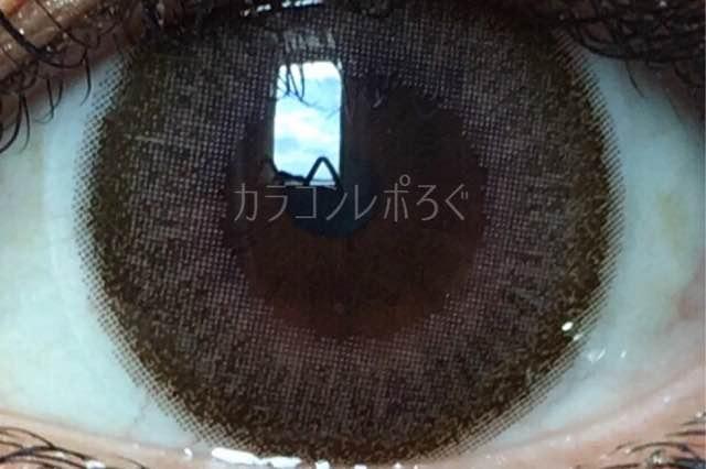 エバーカラーワンデーナチュラルモカ/着画アップ