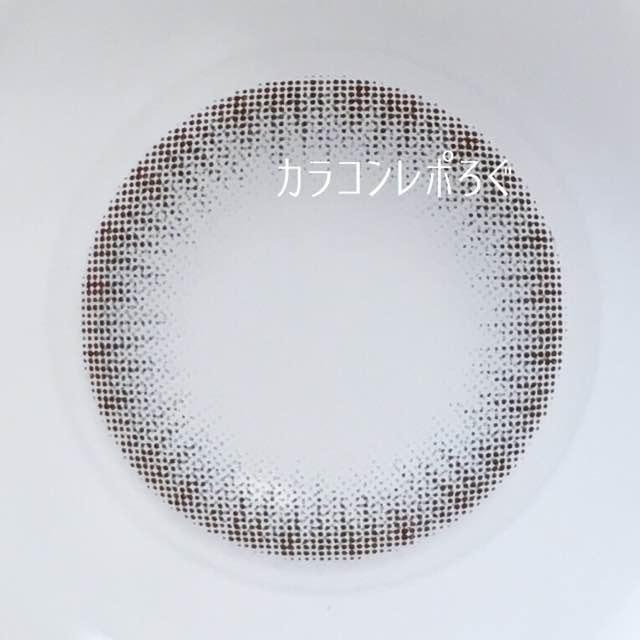 アイドルピュアシリコングレー(i-lens/アイレンズ)レンズ画像