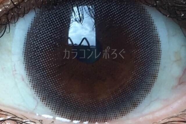アイドルピュアシリコングレー(i-lens/アイレンズ)着画アップ