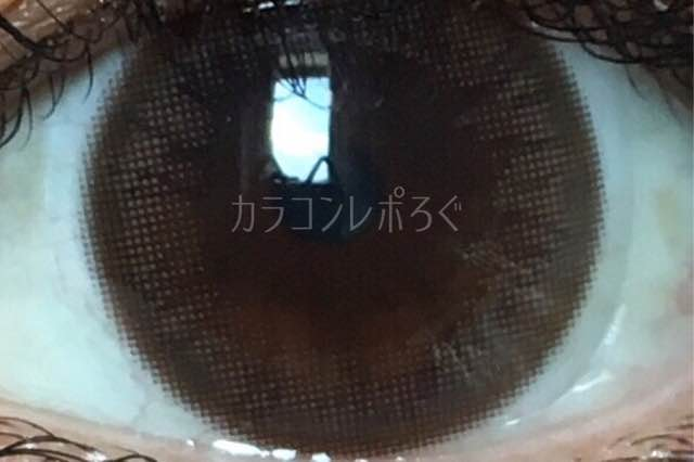 シュガークレープブラウン(i-lens/アイレンズ)着画アップ