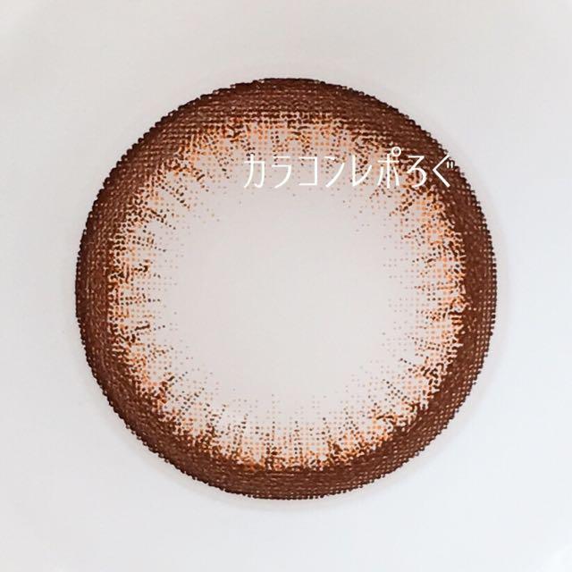 チョコリング/ラブホリックワンデーレンズ画像